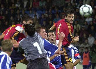 Испания - третий финалист от Европы Фото «СЭ»