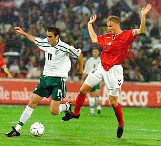 Болгария уступает Дании место на чемпионате мира Фото «СЭ»