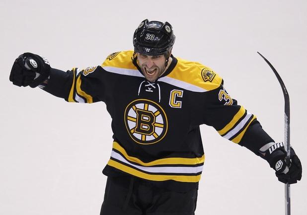 """Капитан """"Бостона"""" Здено ХАРА. Фото REUTERS Фото Reuters"""