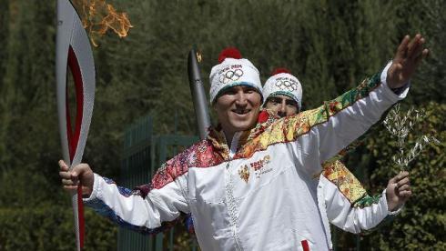 Форвард сборной России Александр ОВЕЧКИН. Фото AFP