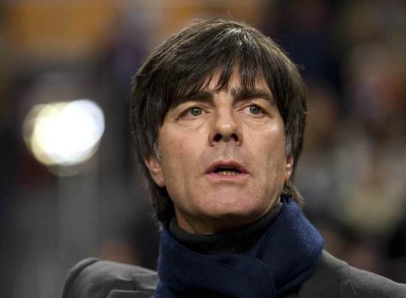 Главный тренер сборной Германии Йоахим ЛЕВ. Фото AFP Фото AFP
