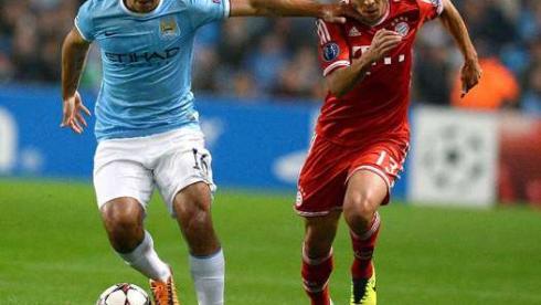 """Нападающий """"Манчестер Сити"""" Серхио АГУЭРО. Фото AFP"""