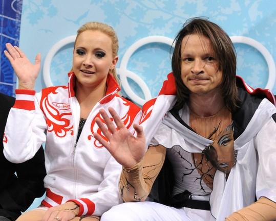 Бронзовый призер Олимпийских игр Оксана ДОМНИНА. Фото AFP