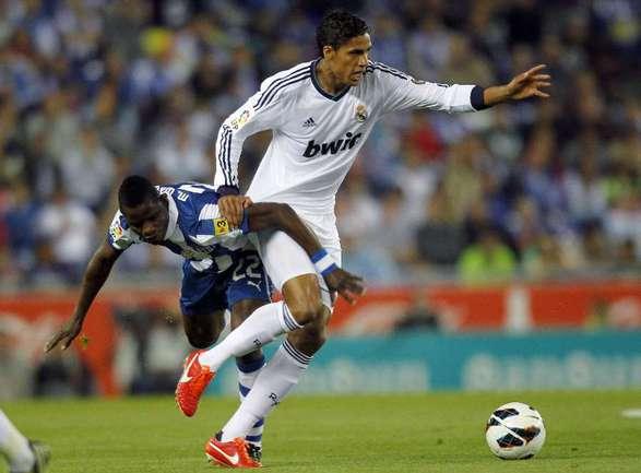 "Защитник ""Реала"" Рафаэль ВАРАН. Фото Reuters"