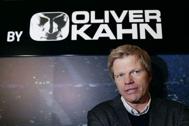 "Экс-вратарь ""Баварии"" Оливер КАН. Фото AFP Фото AFP"