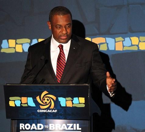 Вице-президент ФИФА Джеффри ВЕББ. Фото AFP