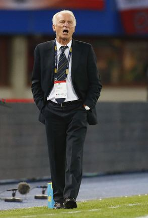 Джованни ТРАПАТТОНИ. Фото Reuters