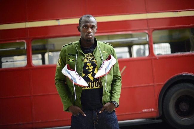 Ямайский спринтер Усэйн БОЛТ - претендент на звание лучшего легкоатлета года. Фото REUTERS Фото Reuters