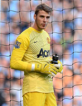 """Голкипер """"Манчестер Юнайтед"""" Давид ДЕ ХЕА. Фото AFP"""