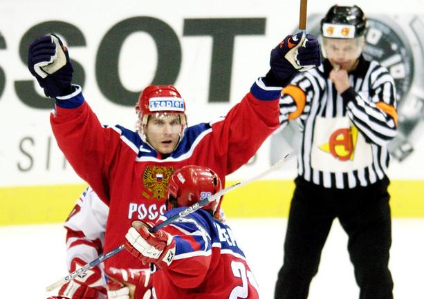 Алексей ЯШИН. Фото AFP