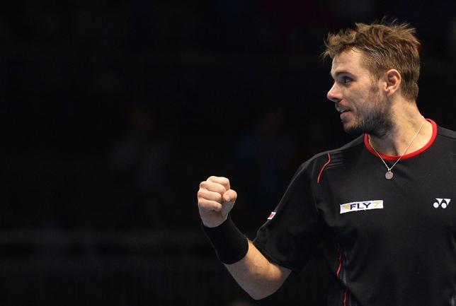 Швейцарский теннисист Станислас ВАВРИНКА. Фото REUTERS Фото Reuters