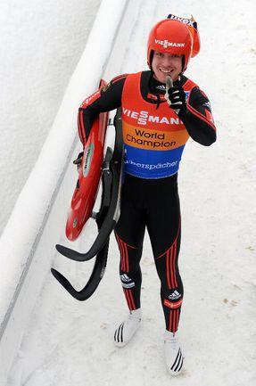 Олимпийский чемпион Феликс ЛОХ. Фото AFP