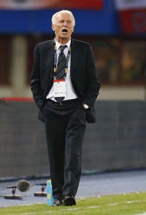 Итальянский специалист Джованни ТРАПАТТОНИ. Фото AFP