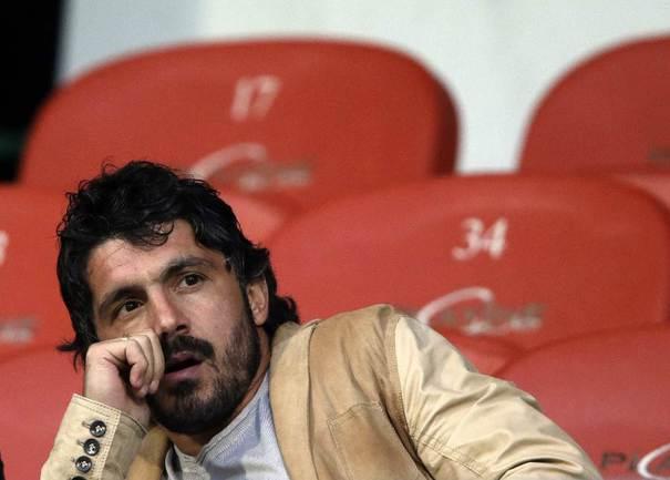 Бывший игрок сборной Италии Дженнаро ГАТТУЗО. Фото Reuters