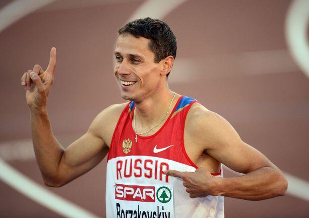 Юрий БОРЗАКОВСКИЙ. Фото Reuters