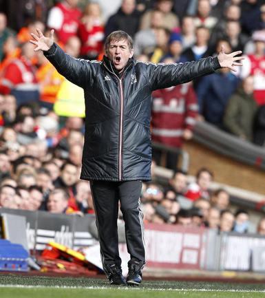 """Легенда """"Ливерпуля"""" Кенни ДАЛГЛИШ. Фото Reuters"""