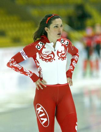 Российская конькобежка Екатерина ШИХОВА. Фото Татьяна ДОРОГУТИНА, «СЭ»