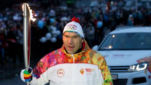Экс-чемпион мира тяжелом весе по версии WBA Николай ВАЛУЕВ. Фото AFP