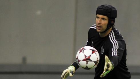 """Вратарь """"Челси"""" Петр ЧЕХ. Фото AFP"""