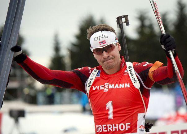 """Эмиль Хегле Свендсен: """"Не ожидал, что выиграю две гонки в Оберхофе"""""""