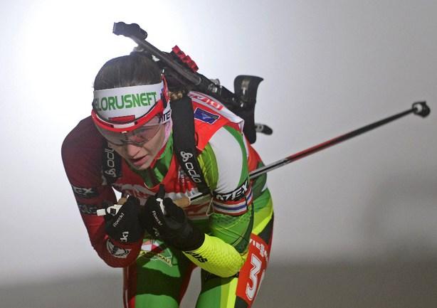 Дарья ДОМРАЧЕВА Фото AFP