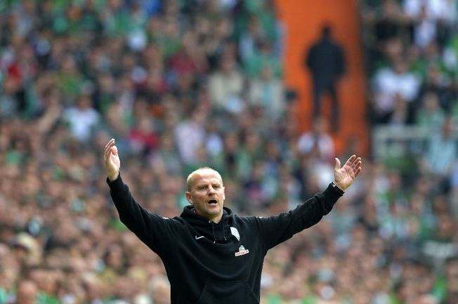 Немецкий тренер Томас ШААФ. Фото Reuters