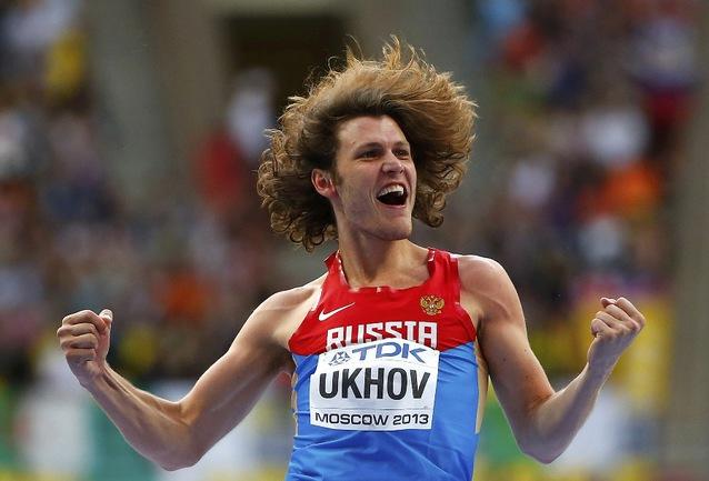 Олимпийский чемпион 2012 года Иван УХОВ. Фото Reuters
