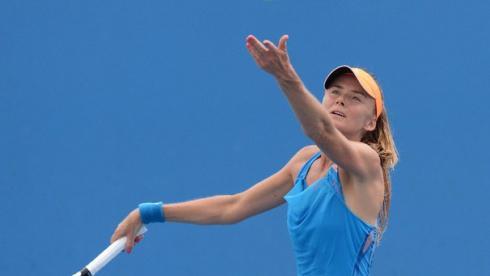 Хантухова станет соперницей Серены Уильямс в третьем круге Australian Open