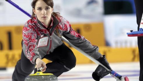 Сидорова и Дроздов - скипы олимпийских сборных России