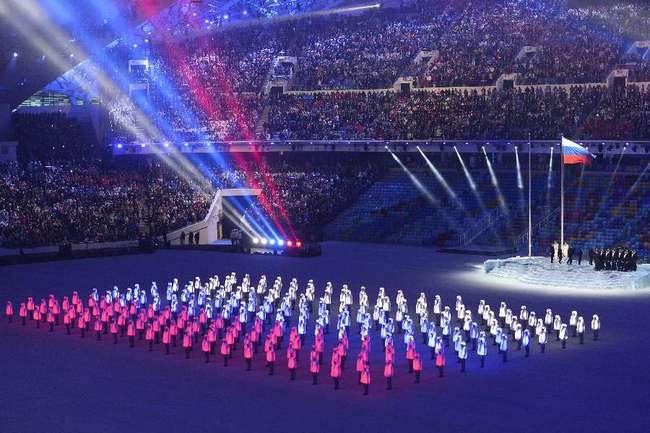 вариант для самое красивое и зрелищное открытие олимпиады за историю страховкам