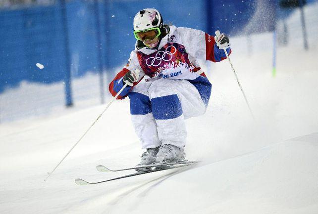 Екатерина СТОЛЯРОВА. Фото AFP