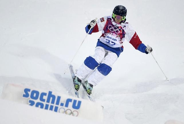 Россиянка Марика ПЕРТАХИЯ. Фото Reuters