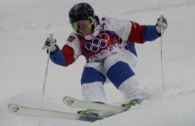 Елена МУРАТОВА. Фото AFP