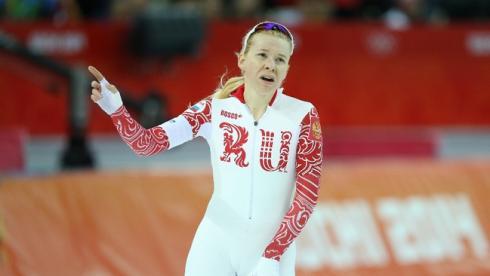 Граф завоевала бронзу для России в Сочи