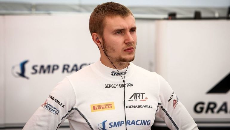 Сергей СИРОТКИН. Фото SMP Racing