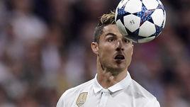 """Вторник. Мадрид. """"Атлетико"""" – """"Реал"""" – 0:3. Автор хет-трика КРИШТИАНУ РОНАЛДУ."""