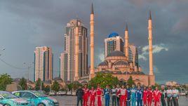 Расписание 1-го этапа СМП РСКГ. Все о гонке в Чечне