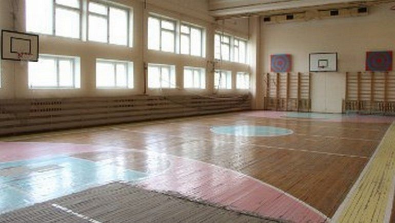 Первый зал Никиты Медведева (школа №88, город Ижевск).