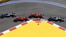 """Почему с каждым годом в """"Формуле-1"""" становится все меньше контактной борьбы?"""