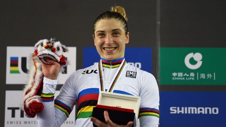Дарья ШМЕЛЕВА. Фото AFP