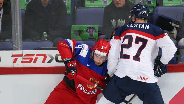 Станет ли Иван ПРОВОРОВ открытием чемпионата мира? Фото photo.khl.ru
