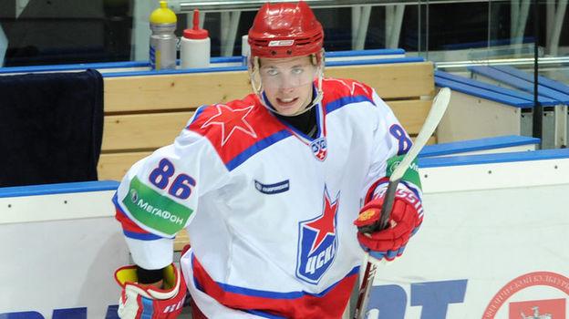 Никита КУЧЕРОВ в 2011-м году. Фото Никита УСПЕНСКИЙ, «СЭ»