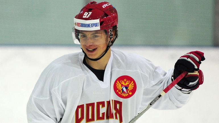 "Никита ГУСЕВ. Фото Федор УСПЕНСКИЙ, ""СЭ"""