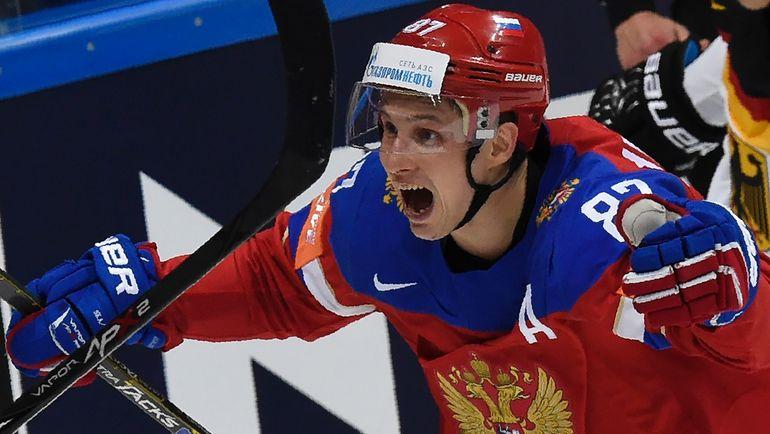 Вадима ШИПАЧЕВА не остановила даже Олимпиада. Фото AFP
