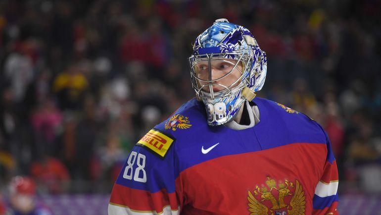 Вчера. Кельн. Швеция - Россия - 1:2 Б. Андрей ВАСИЛЕВСКИЙ. Фото Reuters