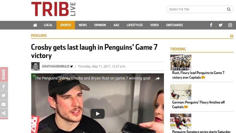 The Pittsburg Post-Tribune.