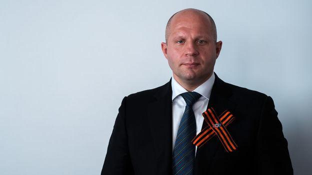 Федор Емельяненко: