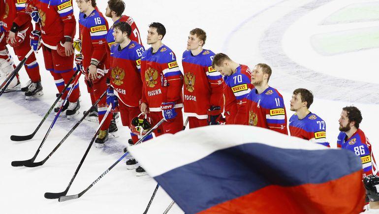Каким получится матч сборной России со Словакией? Фото Reuters