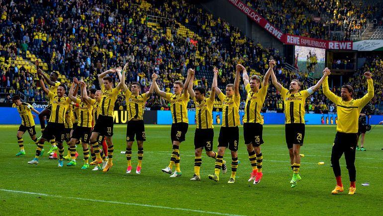 """Отпразднует ли """"Боруссия"""" победу в Аугсбурге? Фото Reuters"""