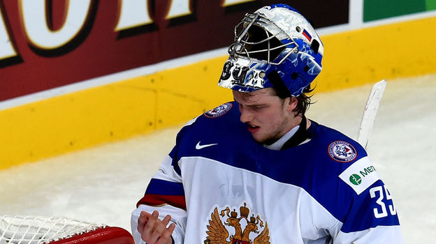 Андрей ВАСИЛЕВСКИЙ. Фото Владимир БЕЗЗУБОВ, photo.khl.ru